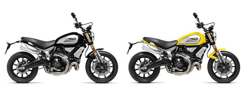 2018 ducati scrambler 1100 first look review rider. Black Bedroom Furniture Sets. Home Design Ideas