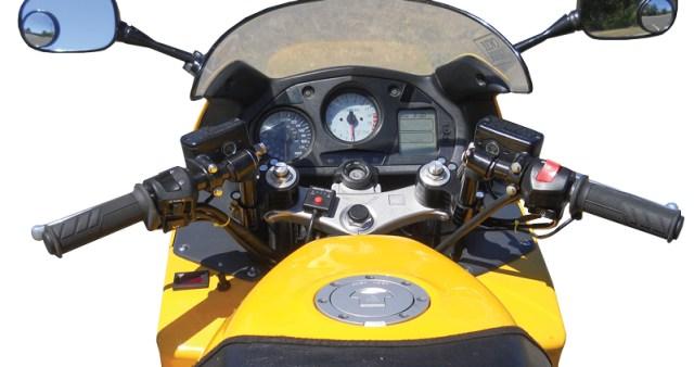 Convertibars VFR800