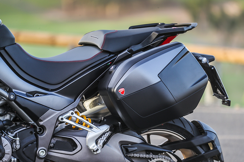 Ducati Multistrada S Touring Review