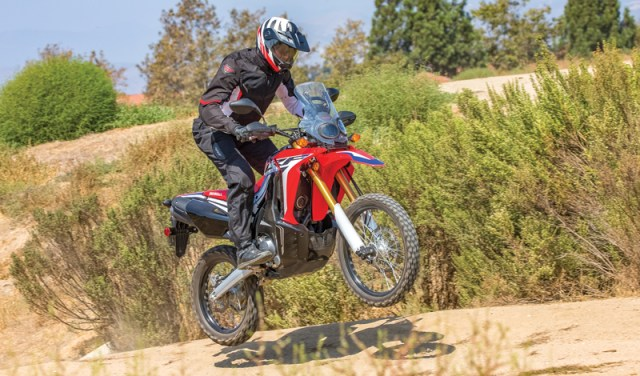 2017 Honda CRF250L Rally