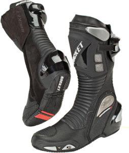 Joe Rocket Speedmaster boots.
