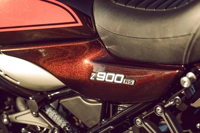 2018 Kawasaki Z900RS Candytone Brown