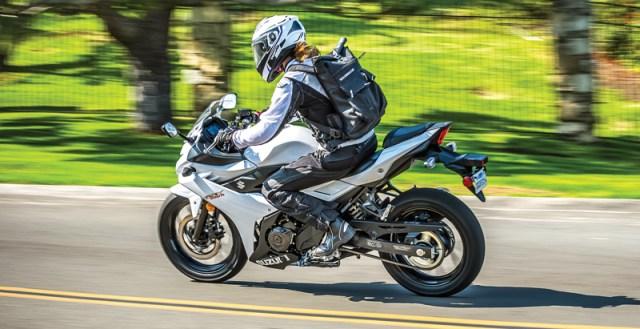 2018 Suzuki GSX250R