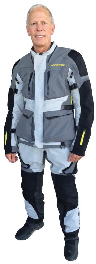 Scorpion Yukon Jacket and Pants.