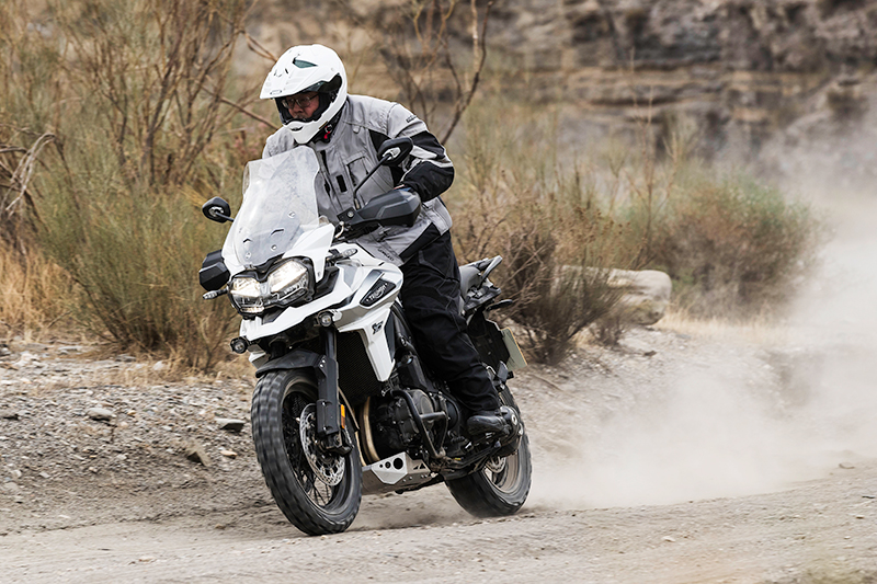 2018 Triumph Tiger 1200 Xca First Ride Review Rider
