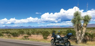 Arizona New Mexico motorcycle ride
