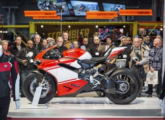 Check out the new bikes at the Progressive International Motorcycle Show.