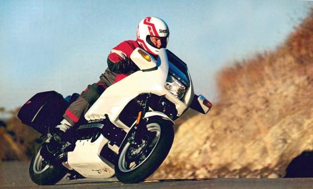 1991 BMW K100RS