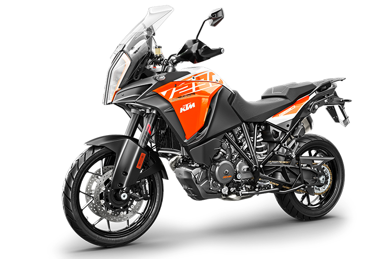 2018 ktm 1290 super adventure s first look review rider magazine. Black Bedroom Furniture Sets. Home Design Ideas