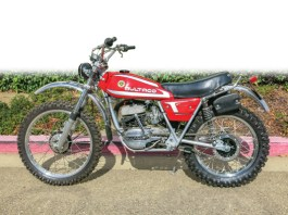 1976 Bultaco Alpina 250
