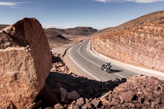 Bridgestone Battlax T31 sport touring tire Ducati Multistrada 1260