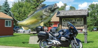 Minnesota Otter Trail Scenic Byway