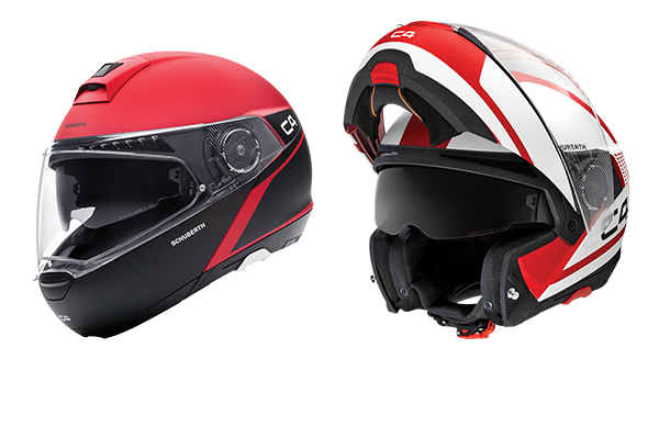 schuberth c4 modular helmet review rider magazine. Black Bedroom Furniture Sets. Home Design Ideas