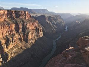 Colorado River Grand Canyon Toroweap Overlook
