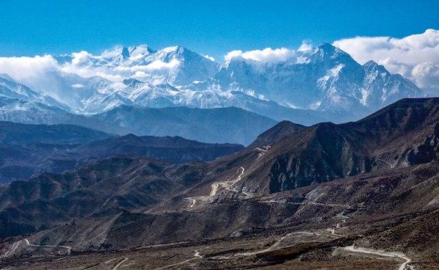 Himalayan motorcycle adventure