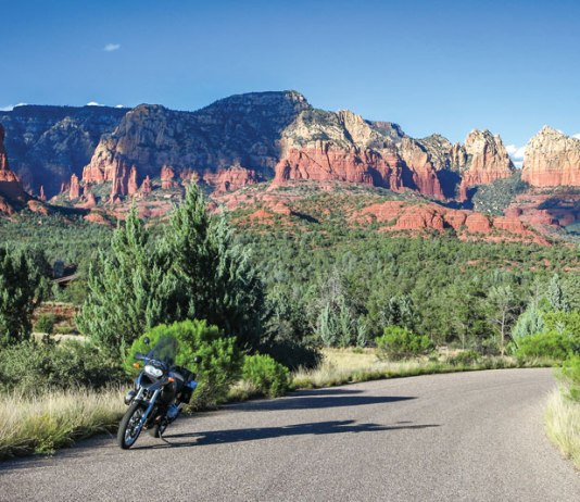 Northern Arizona Motorcycle Ride