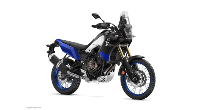 The Ténéré 700 will be coming to the U.S. in the second half of 2020. Images courtesy Yamaha Europe.