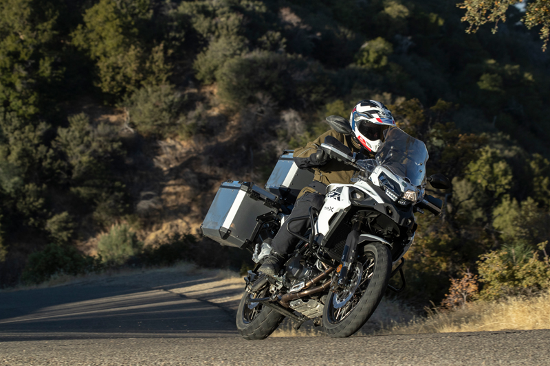 2021 Benelli TRK502X Road Test Review