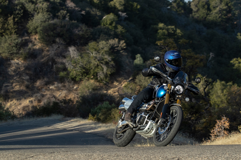 2021 Triumph Scrambler 1200XE Road Test Review