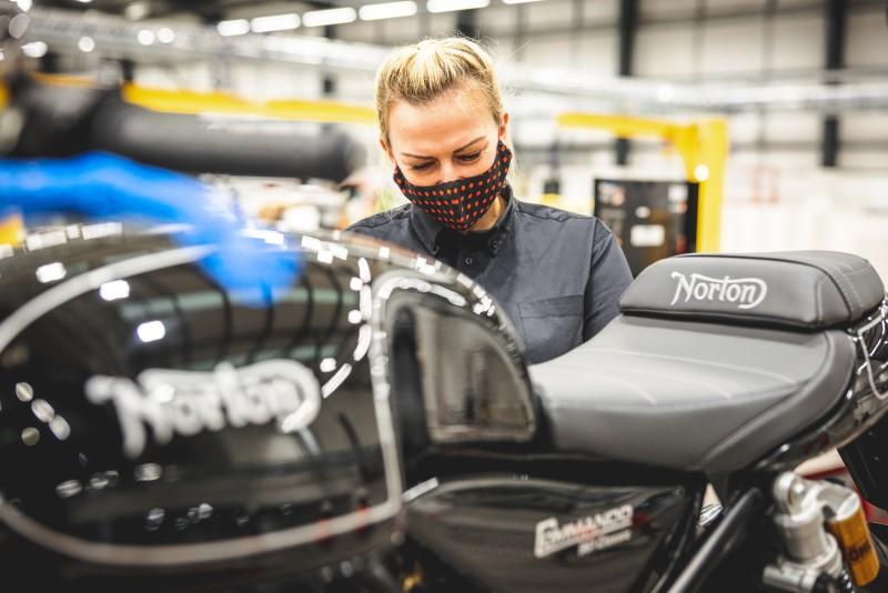Norton Motorcycles Announces New Headquarters