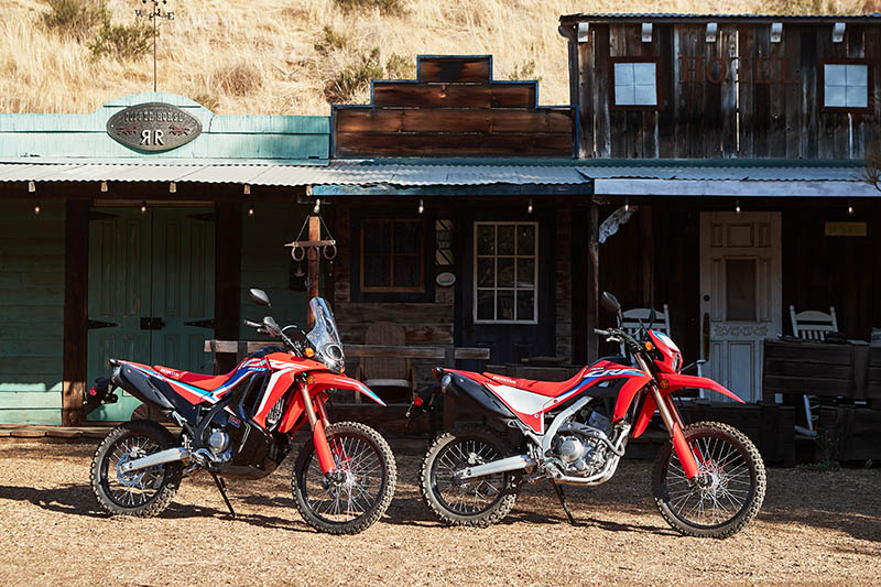 2021 Honda CRF300L Rally review MSRP