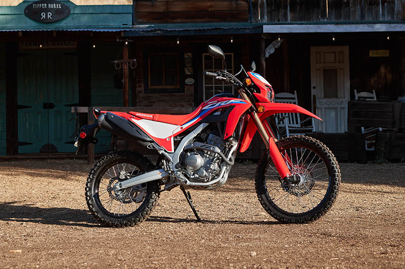 2021 Honda CRF300L review