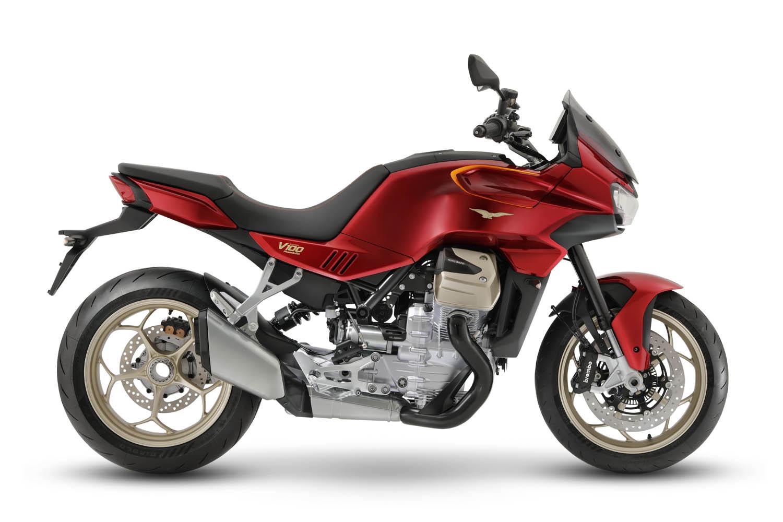 Moto Guzzi V100 Mandello review