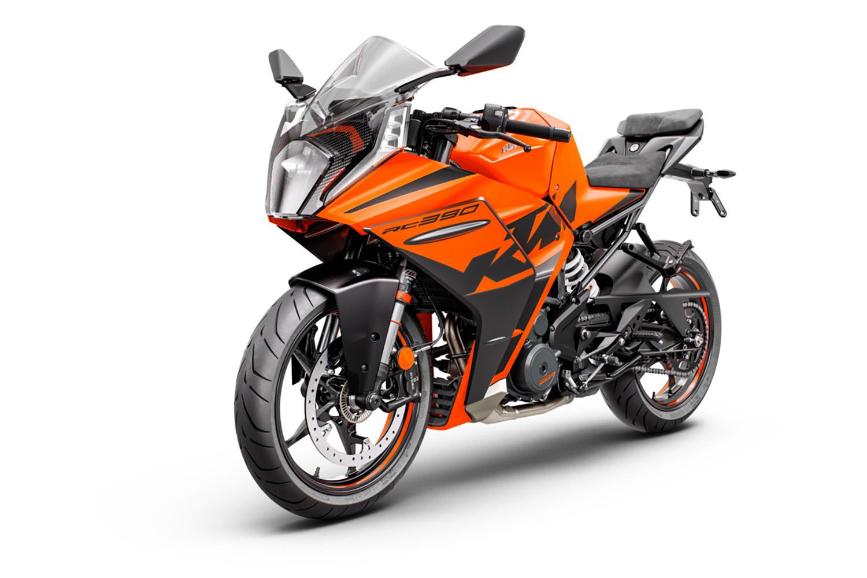 2022 KTM RC 390 review