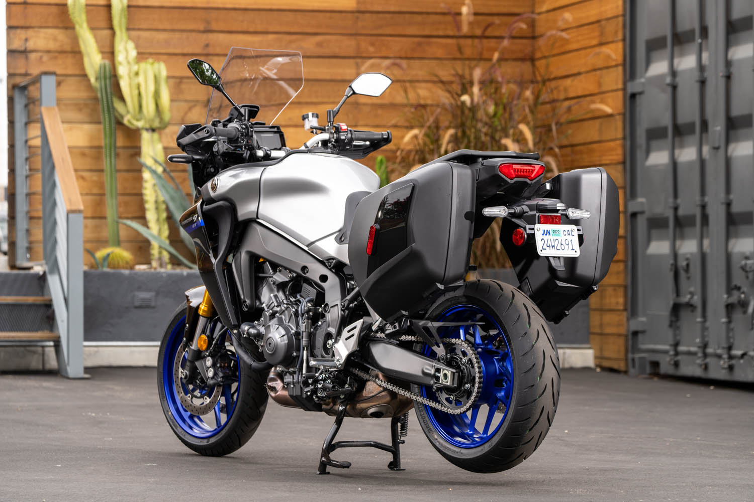 2021 Yamaha Tracer 9 GT review