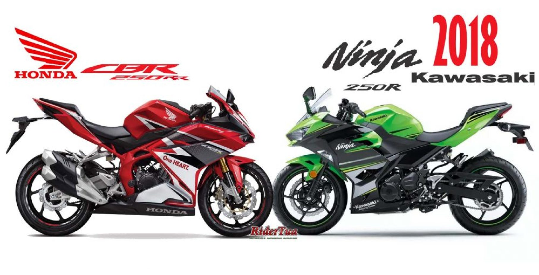 Komparasi All New Ninja 250 2018 Versus Honda CBR250RR