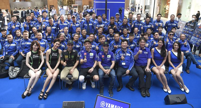 Yamaha MotoGP Team Japan Motegi