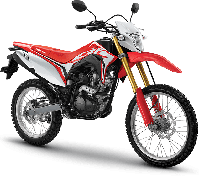 All New Honda CRF150L 2017-2018