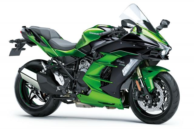 Kawasaki Ninja H2 SX Sports Tourer