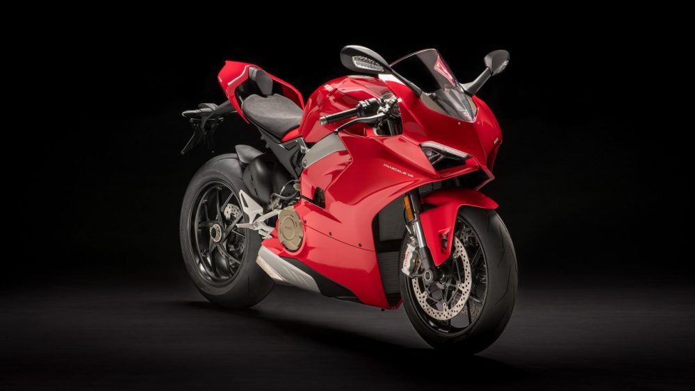New Ducati Panigale V4 MY2018