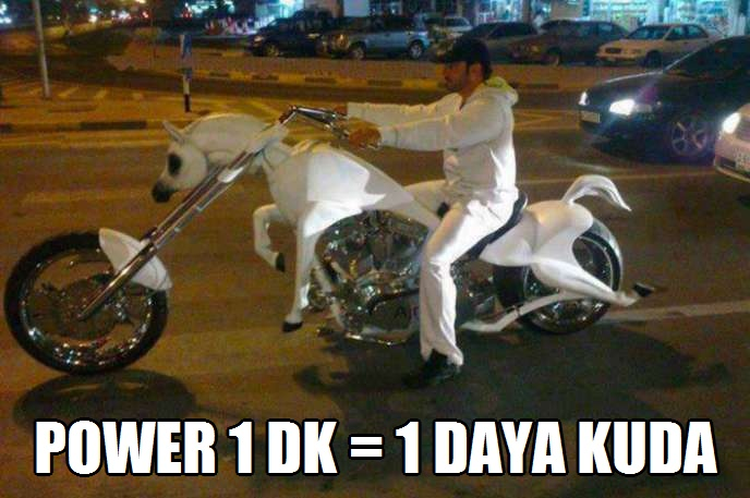 Power 1 Daya Kuda