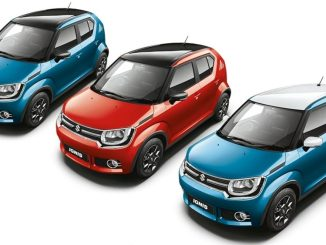 suzuki ignis two tone colour