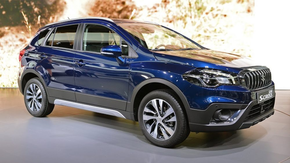 Suzuki New SX4 S-Cross Facelift Bakal Meluncur 11 November 2017