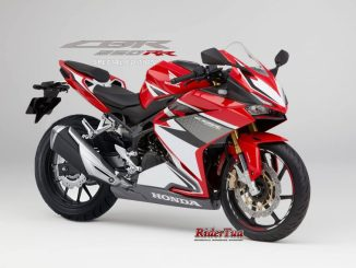 All New CBR250RR Special Edition