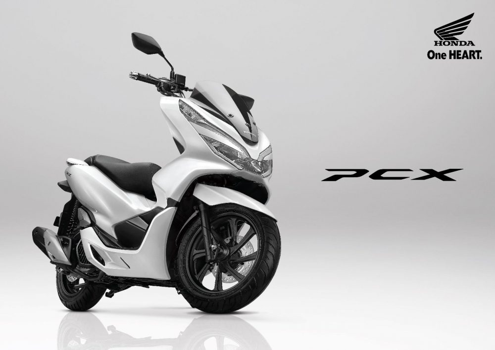 Honda All New PCX 150 Lokal