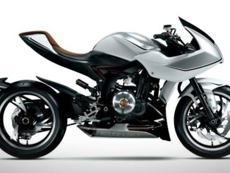 New Suzuki GSX-700 Turbo dengan power tembus 140 HP