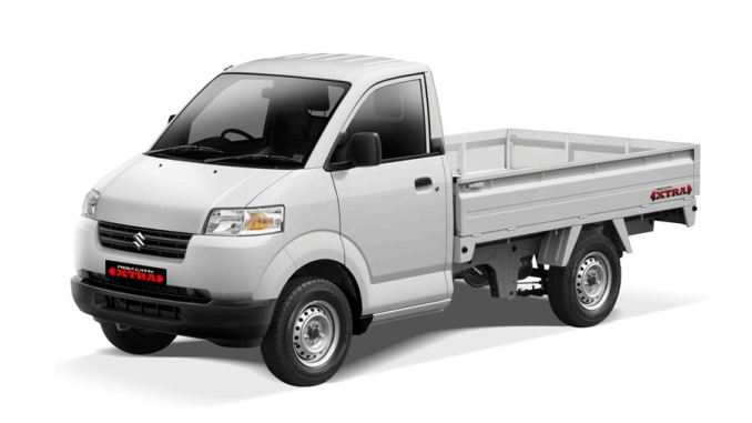 suzuki carry pick-up