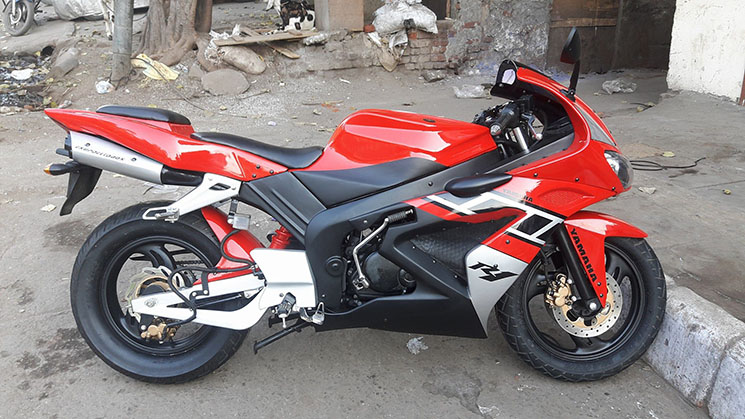 yamaha-r1-modifikasi GM Custom modifikasi hayabusa