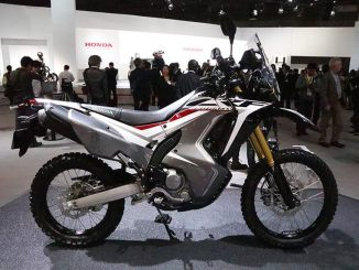 2018 Honda CRF250 Rally