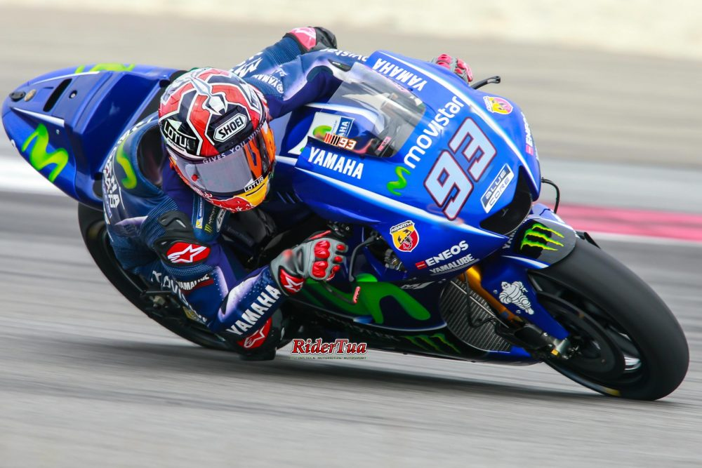 Yamaha Claims That They Have Prepared Marquez as Rossi's Substitute