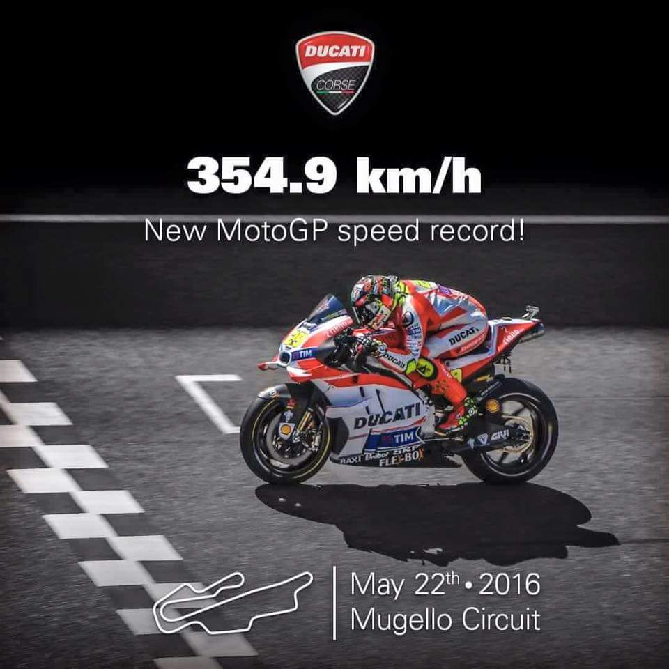 Top Speed MotoGP