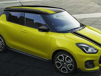 Suzuki Swift Sport BeeRacing Limited Edition