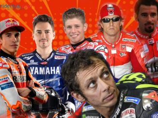 5 Rival Valentino Rossi Paling Kontroversial