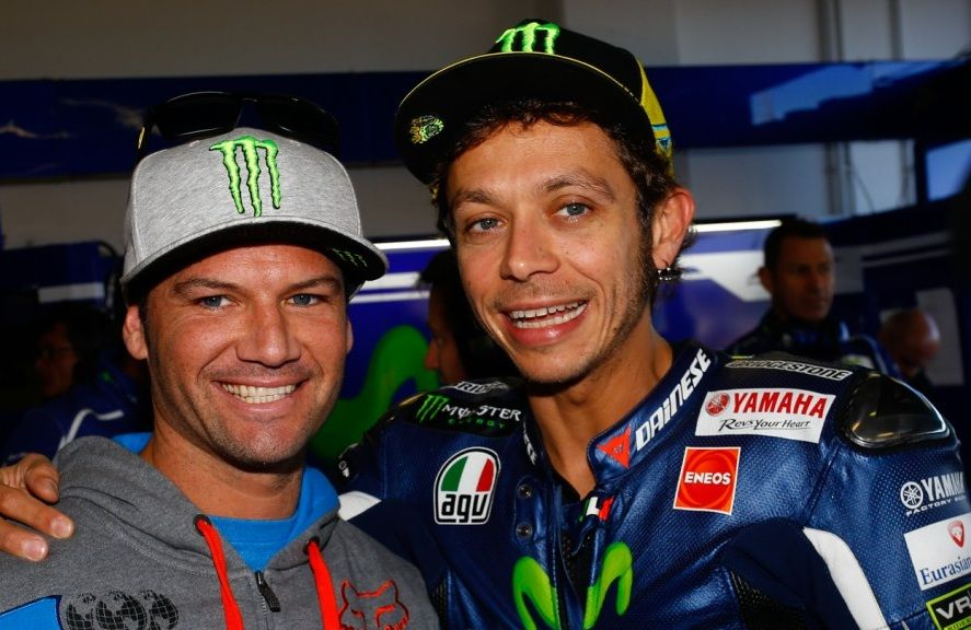 Chad Reed- Valentino Rossi