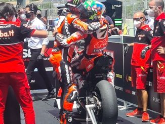Ducati Scott redding Jerez