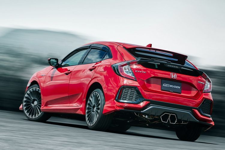 Honda Civic Hatchback Mugen 2020